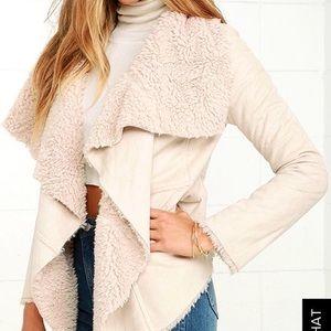 Faux Shearling Reversible Jacket